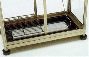 ハーベスト室内温室用プレートヒーター加温装置FHA-PH10(FHB-1508用)【smtb-ms】