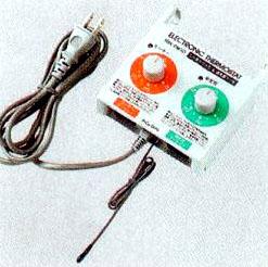 ハーベスト 温室用電子温度調節器 FHA-PW10ヒーターサーモ&換気扇サーモ ピカ コーポレイション