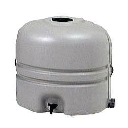 雨水タンク ホームダム RWT-110 110L グレー コダマ樹脂工業補助金対象製品 法人個人選択[簡単設置 節水 家庭菜園用水 園芸用水 瀧商店]