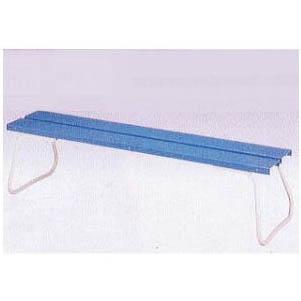 コンドル 樹脂ベンチ背なしECO No1500 幅1500×高さ400mm 山崎産業