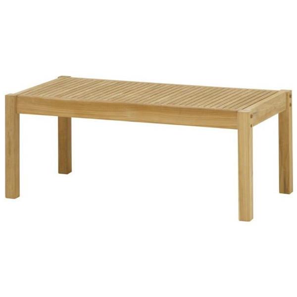 フウガ コーヒーテーブル TRD-249T 33883200 チーク材・組立式 タカショー