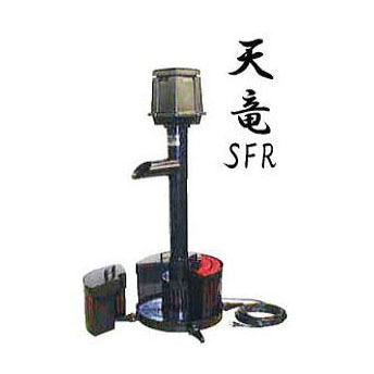 タカラ ウォータークリーナー 天竜SFR TW512 ニューモデル サイレンサー、ダブルフィルター付き TW-512