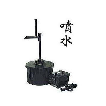タカラ ウォータークリーナー 噴水R TW-611 ニューモデル 噴水ノズル、ダブルフィルター付き