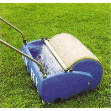 芝生の水たまりを素早く吸水 除水ローラー CL472-000X-MB 山崎産業