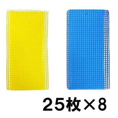 粘着式捕虫紙 トルシー ネット付M25P 25枚×8セット200枚 ピタット トルシー