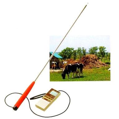 佐藤計量器 堆肥用水分計 SK-950A (堆肥水分計 mdx-1400 瀧商店) 簡易水分測定器