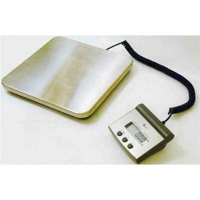 シンワ 【100kgまで量れる】デジタル台はかり隔測式