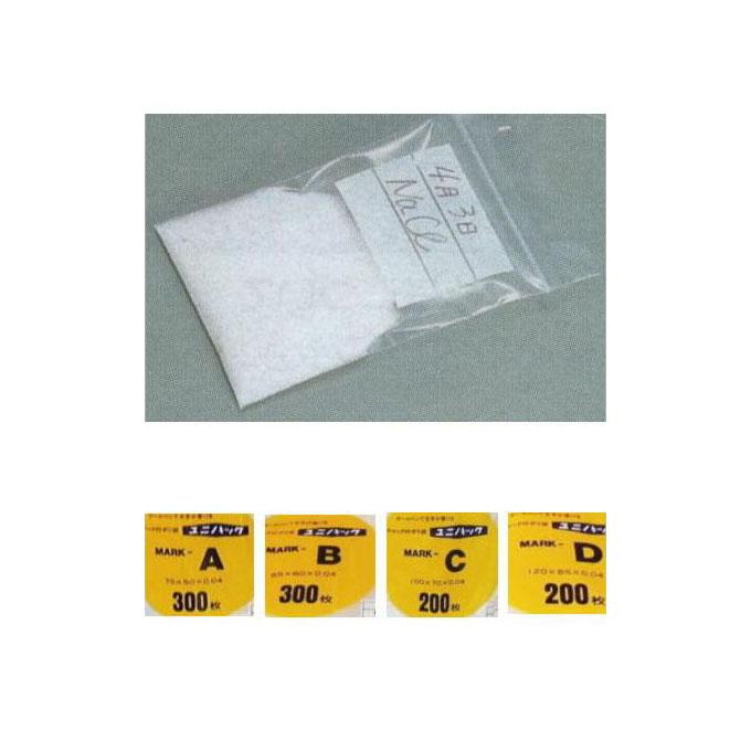 (ケース特価) セイニチ ユニパック マーク MARK-G 0.04mm 1ケース 100枚×50袋入