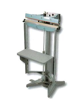 米袋用シーラーFR-450-5 足踏み式シーラー【smtb-ms】[シール専用 足踏 作業台 瀧商店]