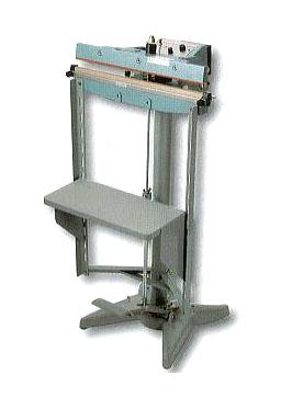 米袋用シーラー FR-450-10 足踏み式シーラー電圧200V【smtb-ms】[シール専用 足踏 作業台 瀧商店]