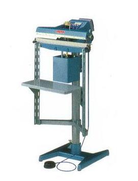 電動米袋用シーラー FR-450-10WSB 上下加熱タイプ電圧200V【smtb-ms】[シール専用 足踏 作業台 瀧商店 連続運転]