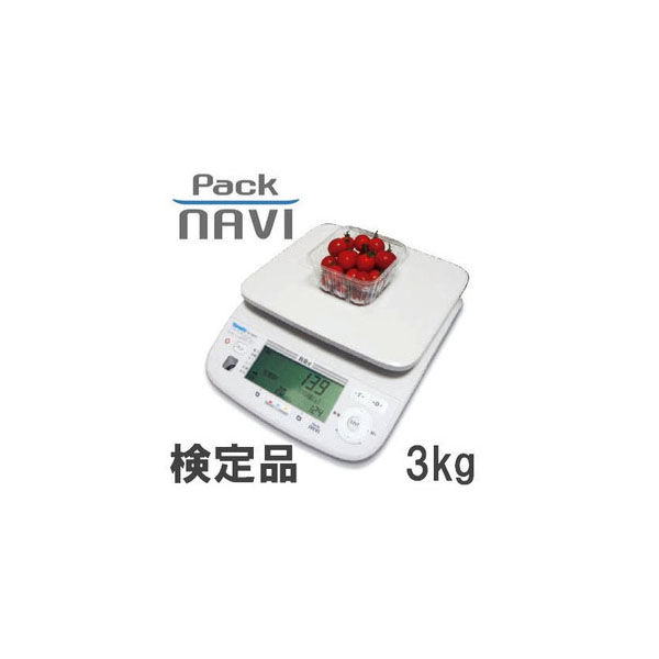 大和 計量器 パックナビ 定量計量専用機 検定品 Fix-100W-3