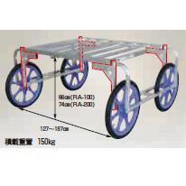 ハラックス RA-H66 RA-100、RA-200の中床用部品(法人個人選択)