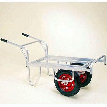 ハラックス アルミ製 平型二輪車 コン助 CN-45DW (法人個人選択)