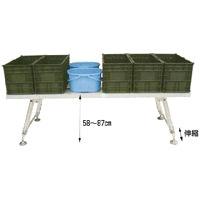 ハラックス アルミ製作業台 台五郎 SD-2065 (法人個人選択)