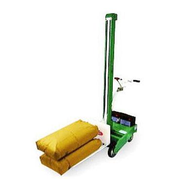 アテックス らくして 米袋リフター L603-MFA 移動型 バッテリ
