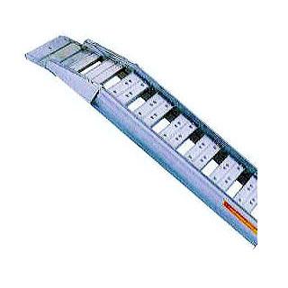 アルミブリッジ 4.0t 昭和ブリッジ 2本セットSBAG-360-40-4.0(全長3.6M×有効幅40cm) 【smtb-ms】