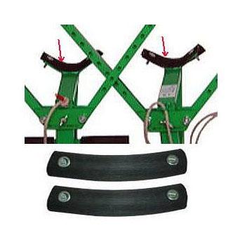 安全木登り器 与作用 下部ゴム16cm 2本組