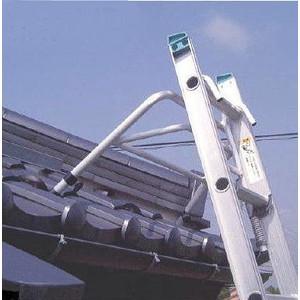 ハシゴ用アタッチメント 雨どい用 リリーフロング 梯子機能拡張器具