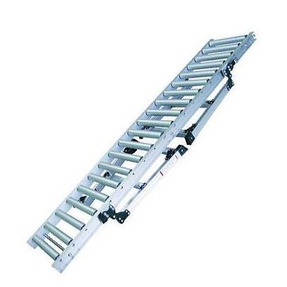 アルミ製ローラーコンベア ブリッジコンベア BRA-3810ローラー径38.1 ローラーピッチ100mm