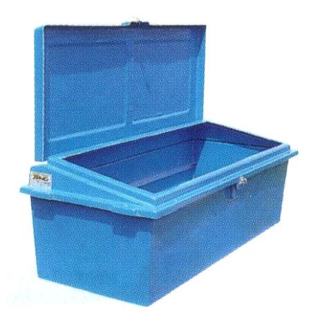 (青・白 色選択) プラキャビン PC-HL W1900×D620×H660mm 大型ボックス 道具箱 エピア yuas