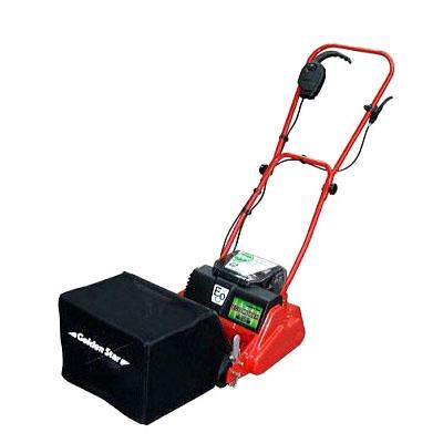 キンボシ 充電式リール芝刈機 エコモ3000 ECO MOWER エコモ ECO-3000