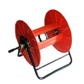 動噴ホース巻取機 ストロングリール SL-100 巻取り容量8.5mm×100m