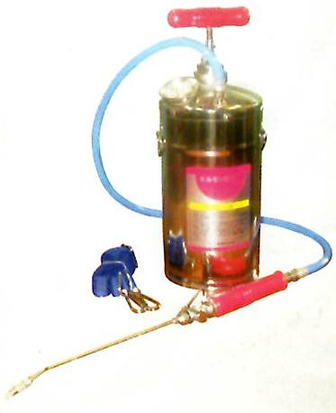 ホルモン噴霧器 2L (全自動噴霧器 2L) ヤマト農磁