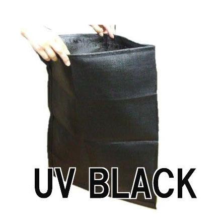 安全土のう UV ブラック BLACK 土のう袋 200枚[瀧商店]