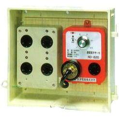 農電電子サーモ ND-820HB 200V・16A [ヒーター 換気扇 温度センサー サーモスタット 瀧商店] 日本ノーデン