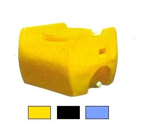 モリマーサム樹脂工業 ローリータンク SL-100 色選択 黄色/黒色/青色 100L