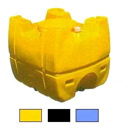 モリマーサム樹脂工業 ローリータンク SL-300 色選択 黄色/黒色/青色 300L [園芸用品 農機具]