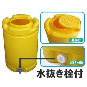 NEW水タンク 貯水器200L 水抜き栓付き(多用途、雨水タンクにも)法人限定送料無料