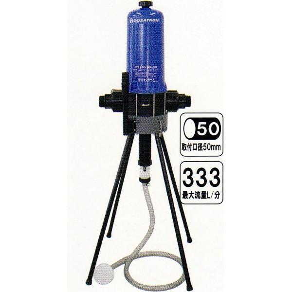 独創的 DR20GL:瀧商店 比例式液肥混入器 ドサトロン DR-20GL サンホープ-ガーデニング・農業