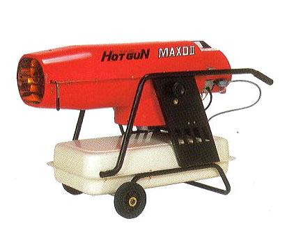 ホットガン HG-MAXD2 熱風オイルヒーター 【smtb-ms】