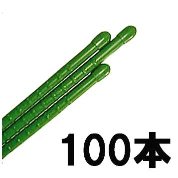 タキロン農竹 カラー鋼管 支柱 新 ねぶし竹 11×2100 100本単位 【smtb-ms】