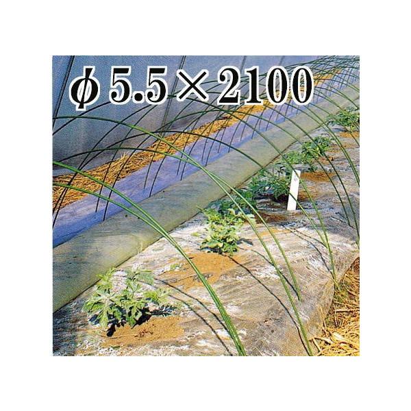 ニューセキスイポール φ5.5×2100mm 5.5-2100 (5.5×2.1) 100本セット (ダンポール) 法人個人選択 日本製 積水樹脂 saka