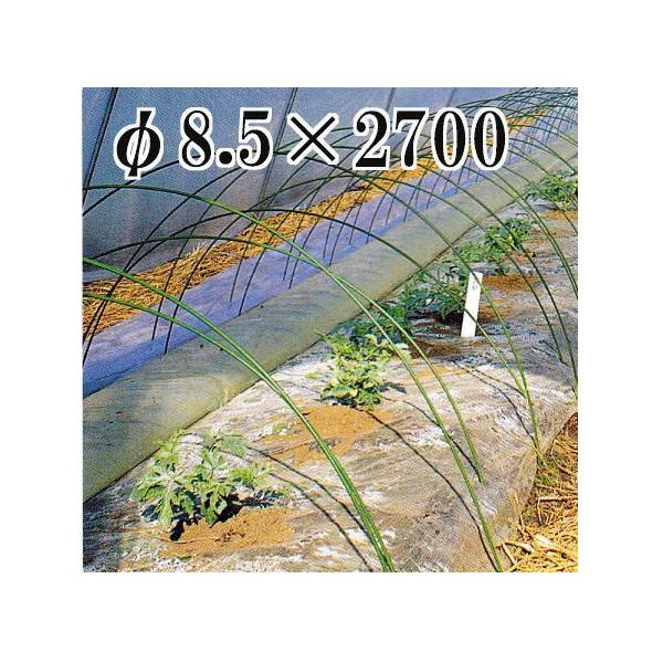 ニューセキスイポール φ8.5×2700mm 8.5-2700 (8.5×2.7) 50本セット (ダンポール)法人個人選択 日本製 積水樹脂 saka