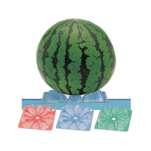 エフピコチューパ 果実マット 1200枚 赤、青、緑