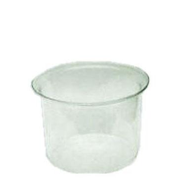 ポリカーボネイト容器 SPS-100 透明容器 (PC) 丸型容器 モリマーサム樹脂工業