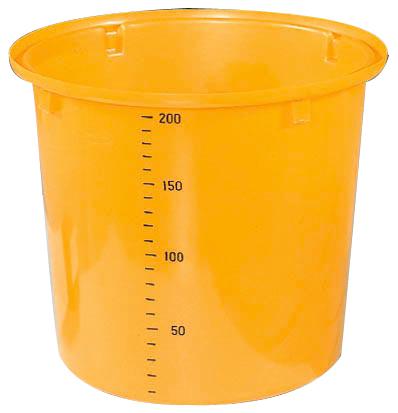 丸型容器(M型容器)M-200 大型 大型 貯水槽 貯水槽 丸桶( フタ別売)同梱不可, メニューブックの達人:214246b6 --- sunward.msk.ru
