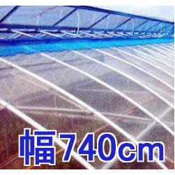 塗布無滴農POイースター 厚み0.1mm 幅740cm長さ30m 重さ約21.1kg