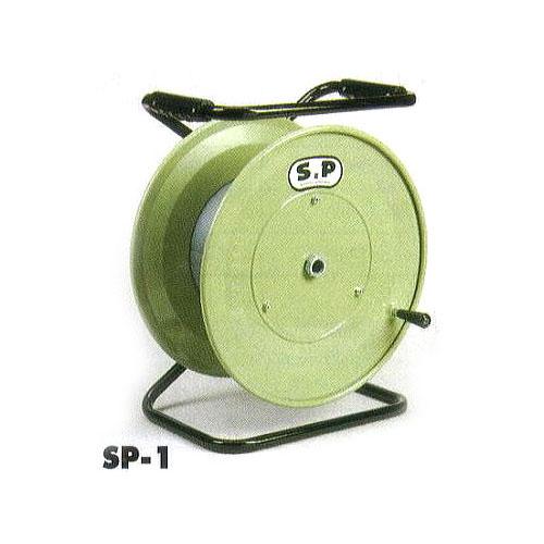 ハタヤ 空リール 電線・ロープ巻取り器 SP-1 カラリール haya