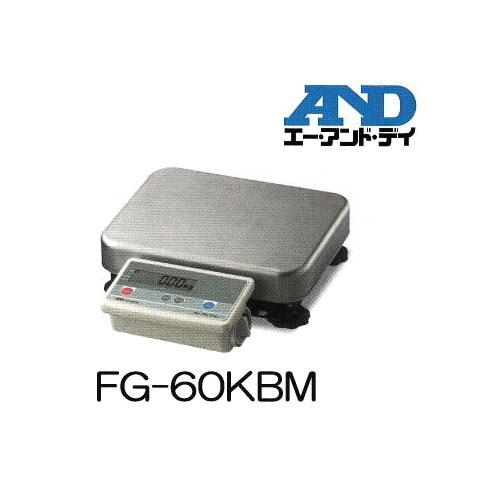 エー・アンド・デイ A&D デジタル台はかり FG-60KBM 60kg