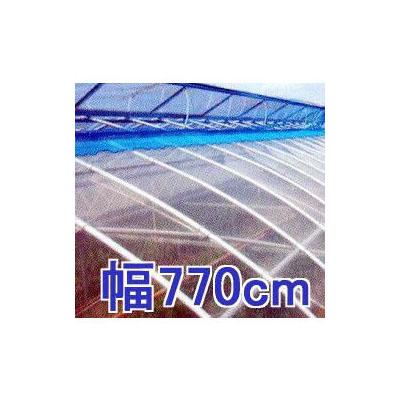塗布無滴農POイースター 厚み0.1mm 幅770cm長さ30m 重さ約21.9kg