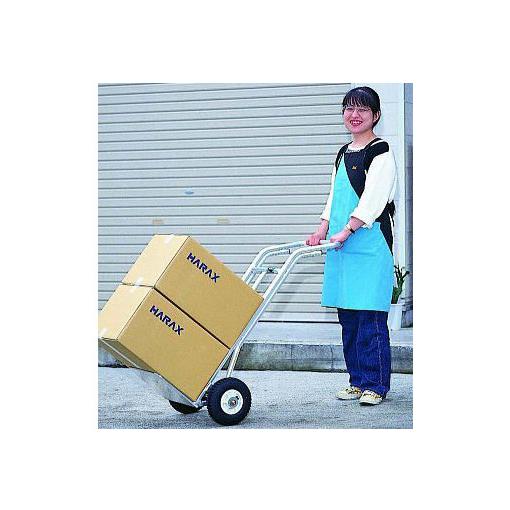 ハラックス アルミ製 重量物運搬台車 タフボーイ TB-R (法人個人選択)