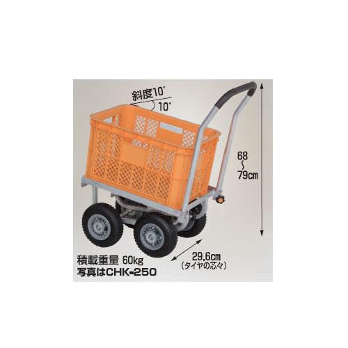 ハラックス 愛菜号 CHK-250 (法人個人選択) 20kgコンテナ斜め置きタイプエアータイヤ (TR-2.50-4T) [瀧商店]