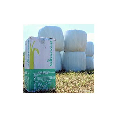 牧草用 サイレージフィルム 25μ 幅750mm×1200m 白