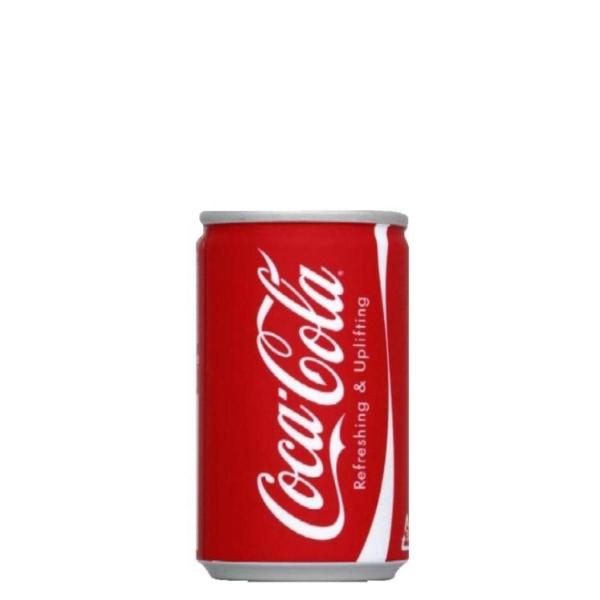 【5ケースセット】コカ・コーラ160ml缶 [コカコーラ] 150本入