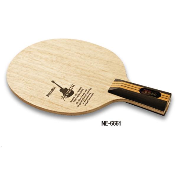 Nittaku ニッタク adb0294a アコースティック C 卓球 ラケット 初心者 中級者 上級者 卓球ラケット 練習